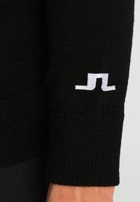 J.LINDEBERG - KIAN TOUR - Trui - black - 4
