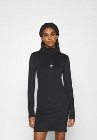 adidas Originals - DRESS - Vestido ligero - black - 0