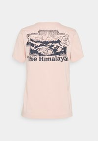 The North Face - HIMALAYAN BOTTLE SOURCE TEE - Printtipaita - evening sand pink - 6