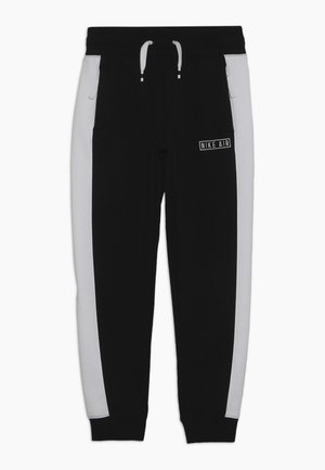 NIKE AIR HOSE FÜR ÄLTERE KINDER - Tracksuit bottoms - black/white/black