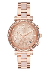 Michael Kors - Chronograph watch - rose gold - 0