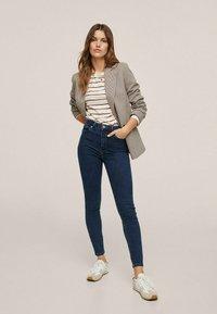 Mango - Jeans Skinny Fit - dark blue - 1
