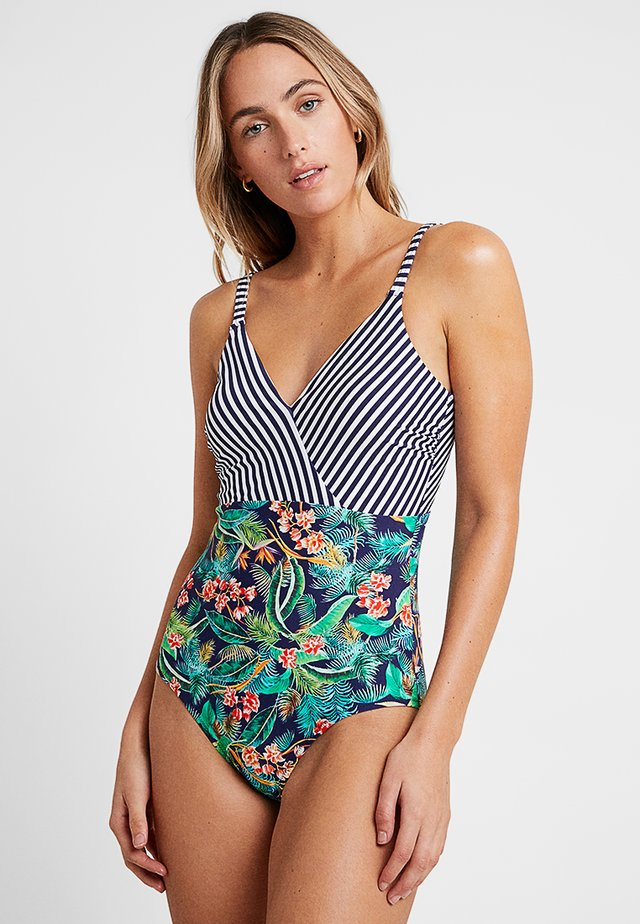 HAVANA BREEZE CONTROL SUIT - Swimsuit - multi