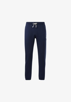 TRAINING ESSENTIALS CUFFED JOGGERS - Træningsbukser - blue