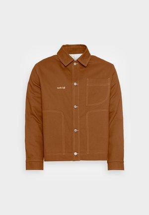 MOULIN COACH - Summer jacket - brown
