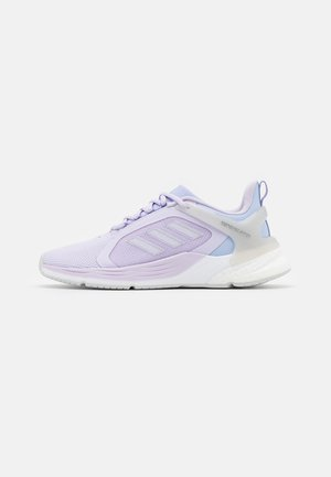 RESPONSE SUPER 2.0 - Neutral running shoes - purple tint/footwear white/violet tone