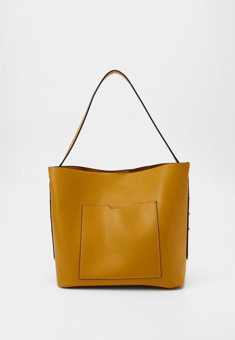 Even&Odd - Velká kabelka - dark yellow