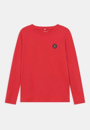 NKNFREY - Långärmad tröja - red
