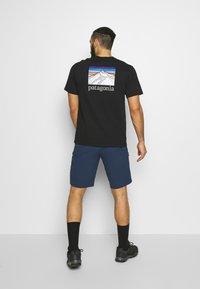 Norrøna - FALKETIND FLEX SHORTS - Outdoor shorts - indigo night - 2