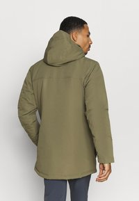 Columbia - RUGGED PATH - Parka - stone green - 2