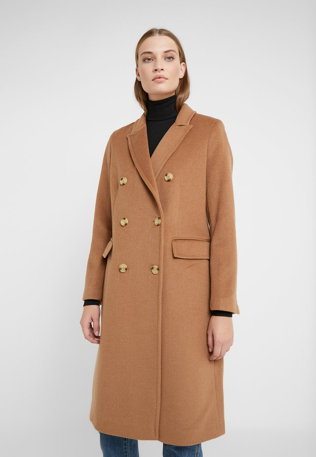 BLEND PLAPEL - Classic coat - new vicuna