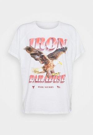 PROJECT ROCK - T-shirt imprimé - white