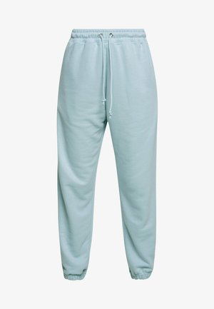 OVERSIZED JOGGER - Teplákové kalhoty - blue