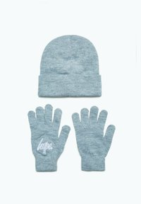 Hype - SET - Gloves - grey marl - 1