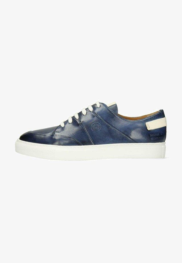 HARVEY - Sneakers laag - blue