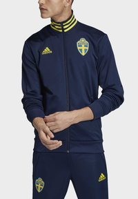 adidas Performance - SVFF SCHWEDEN 3S TRK TOP - Sportovní bunda - night indigo - 2