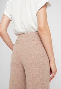 EDITED - HALI PANTS - Kalhoty - beige - 5