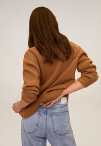 Mango - BOOP - Pullover - middenbruin - 2