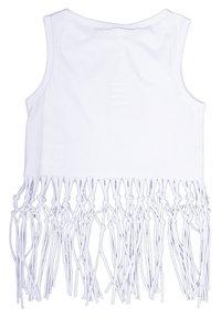 Gaudi - Top - bianco - 1