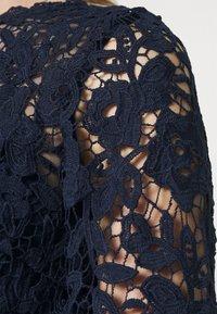 Chi Chi London - LYANA DRESS - Cocktail dress / Party dress - navy - 5