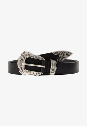 ALTON SMOOTH  - Belt - noir
