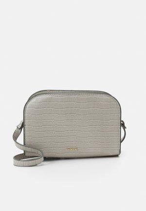 CROSSBODY BAG MONIKA - Across body bag - light grey