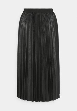 VYRAIW SKIRT - Maxi skirt - black