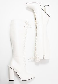 BEBO - JESSIE - High heeled boots - white - 3