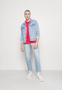 Levi's® - 501 '93 CROP - Straight leg jeans - thunder moon rocks - 1