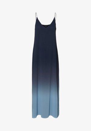 Vestito lungo - placid blue