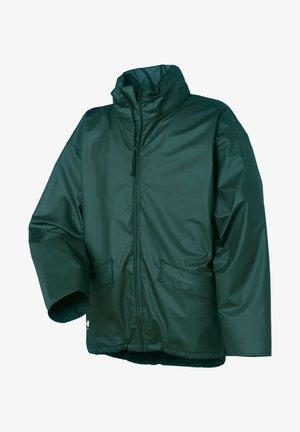 VOSS - Waterproof jacket - dunkelgrün