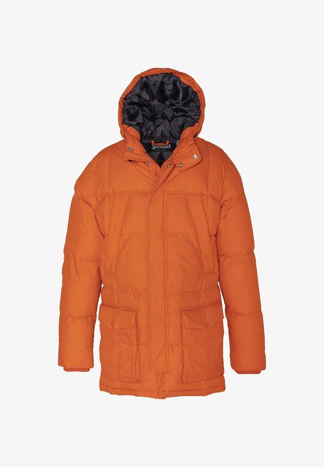 Parka - orange