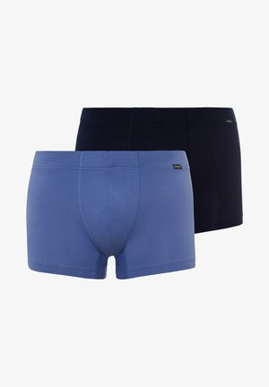 2PACK - Shorty - clematis blue/deep navy