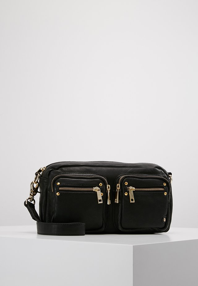 CROSS OVER - Sac bandoulière - black