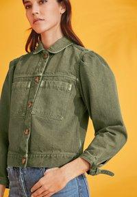 Next - Denim jacket - khaki - 2