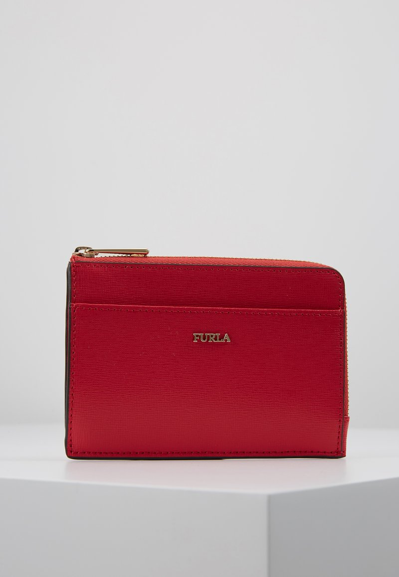 Furla - BABYLON CREDIT CARD CASE - Punge - fragola