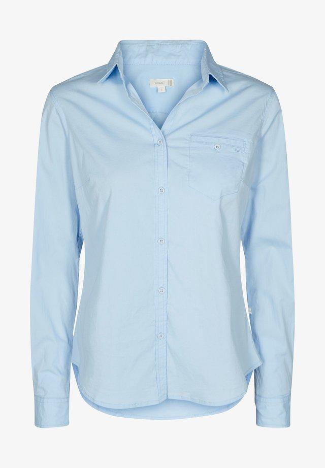 GENNY - Skjortebluser - kentucky blue
