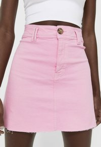 Stradivarius - Mini skirt - pink - 3
