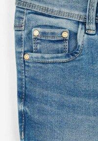 Name it - HIGH WAIST SKINNY FIT - Jeans Skinny Fit - light blue denim - 2
