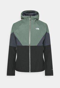 The North Face - LIGHTNING JACKET - Waterproof jacket - asphalt grey - 0