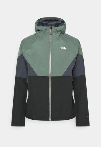 LIGHTNING JACKET - Waterproof jacket - asphalt grey