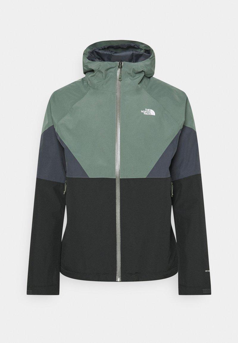The North Face - LIGHTNING JACKET - Waterproof jacket - asphalt grey