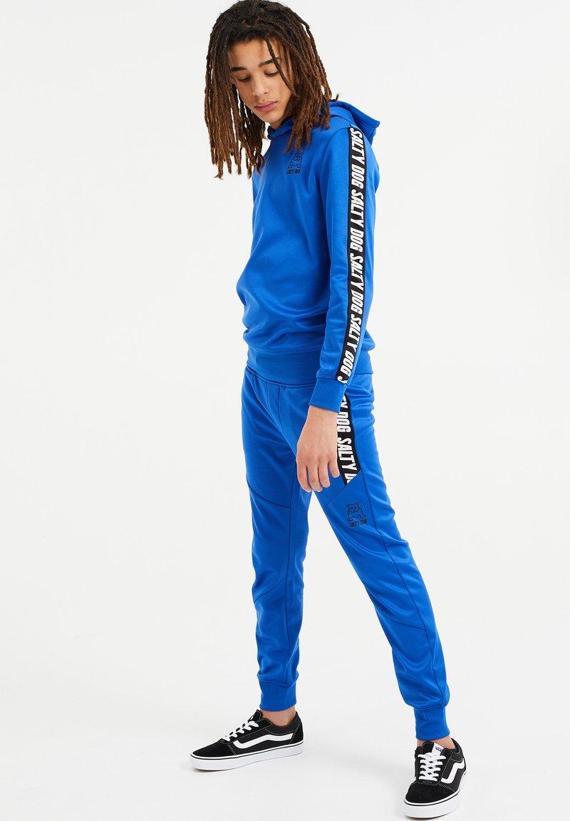 WE Fashion - SALTY DOG - Sweatshirt - cobalt blue