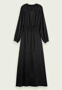 Scotch & Soda - Maxi dress - black - 6