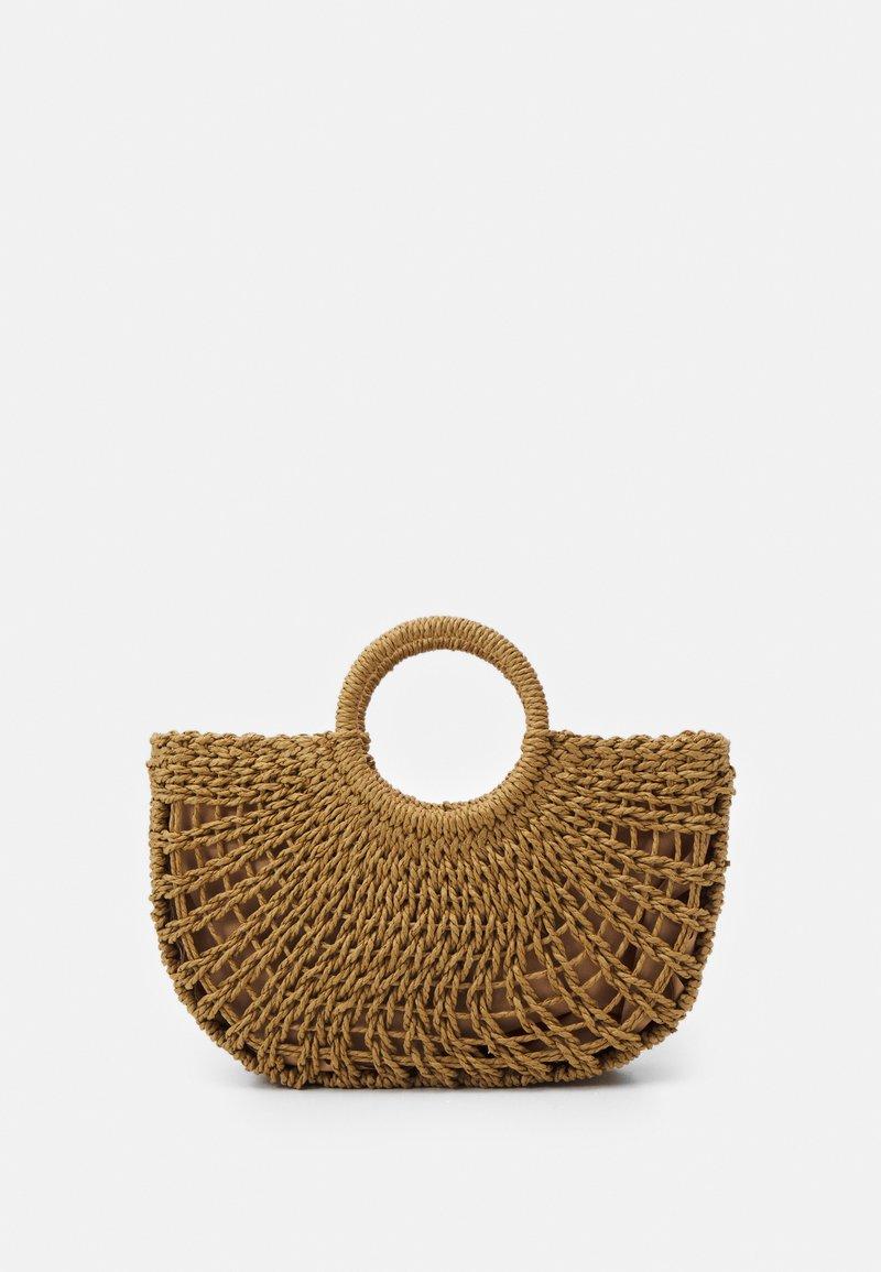 Pieces - PCLUNAC - Handbag - nature