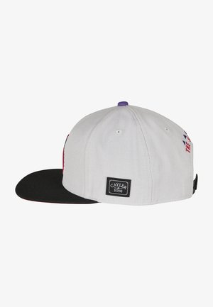 Cap - grey/mc