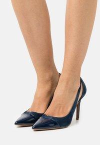 Zign - High heels - blue - 0