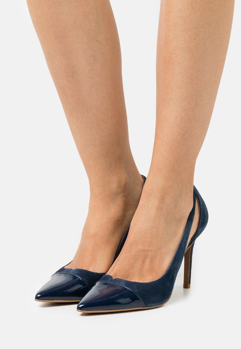 Zign - High heels - blue