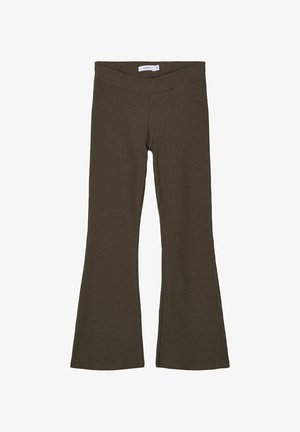 Trousers - ivy green