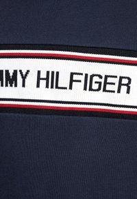 Tommy Hilfiger - INTARSIA  - Sweatshirt - blue - 2